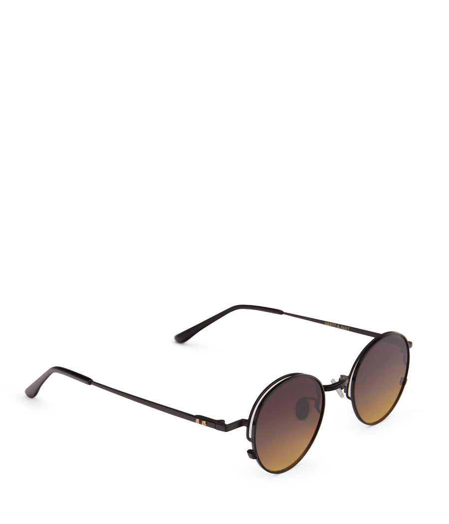 Matt & Nat Eddon Sunglasses in Khaki with Black Frames