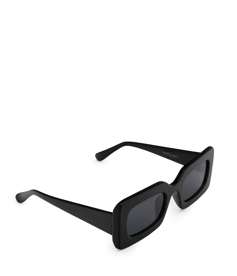 Matt & Nat Rectangle Frame Black Tito Sunglasses