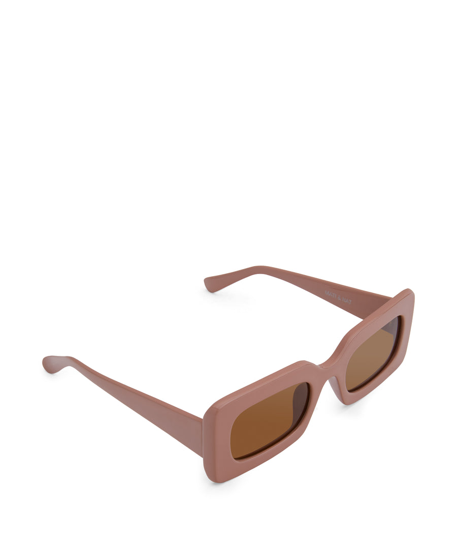 Matt & Nat Rectangle Frame Pink Tito Sunglasses
