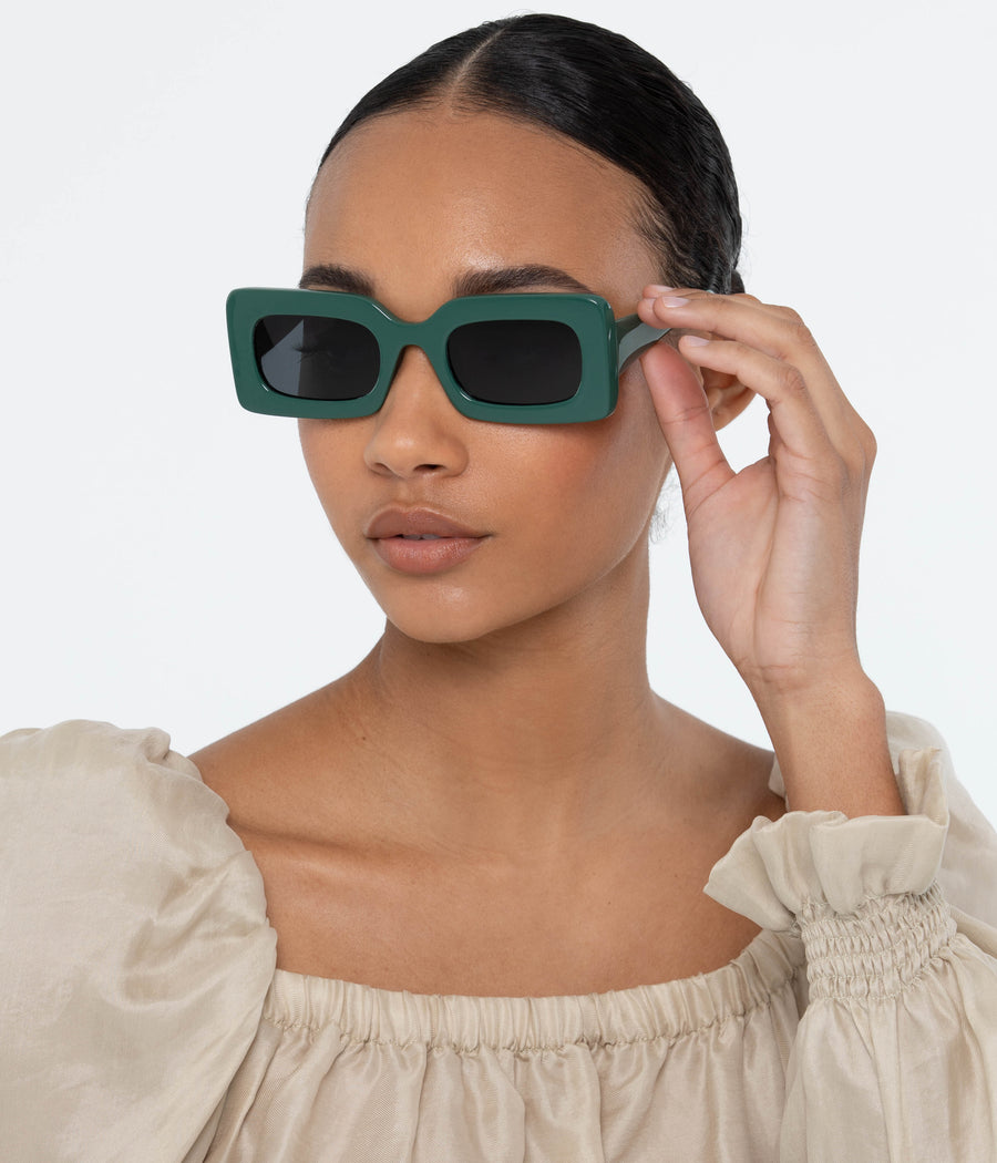 Tito Sunglasses in Pine by Matt & Nat