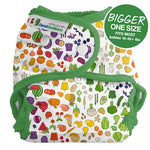 Bigger Best Bottom Diaper - Pretty in Purple