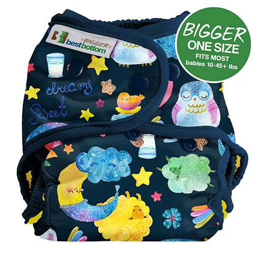 Bigger Best Bottom Diaper