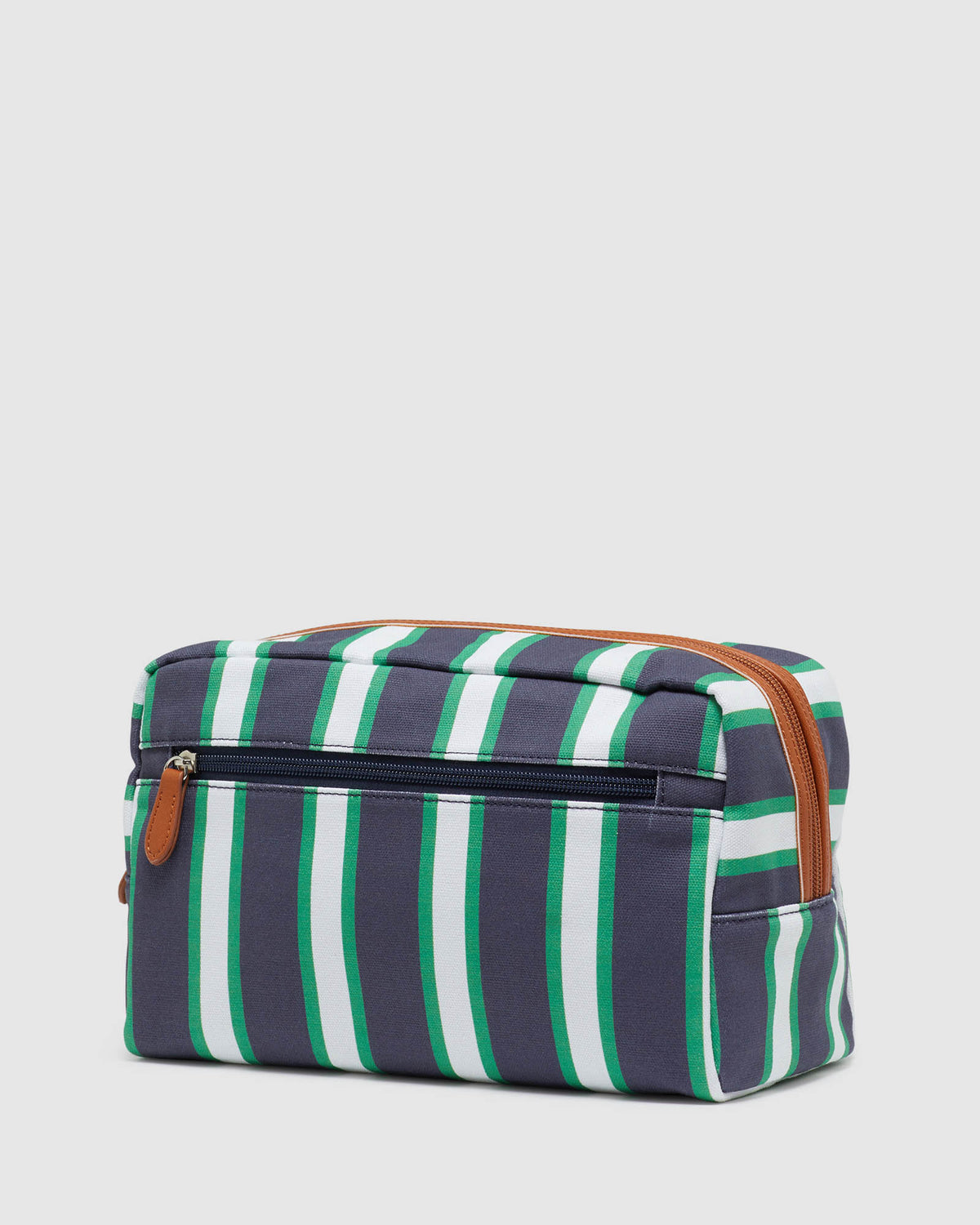 HENRY WASHBAG GREEN/NAVY