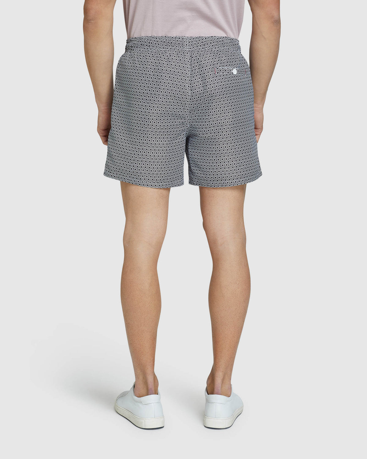 REECE SWIM BOARD SHORTS NAVY