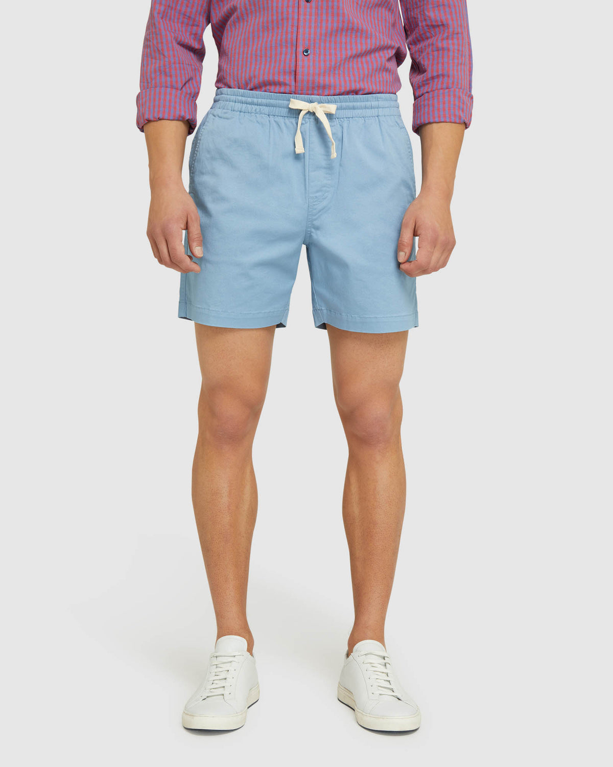 TOBY STRETCH COTTON SHORTS