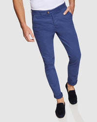 LUKA STRETCH CASUAL PANTS