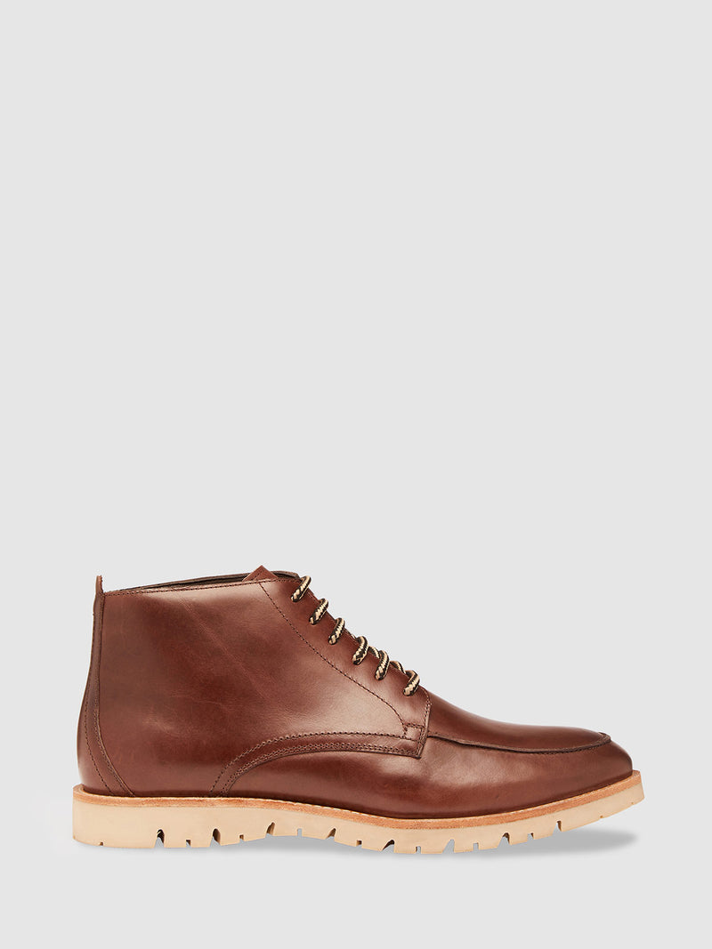 JENSEN CHUKKA BOOT BROWN