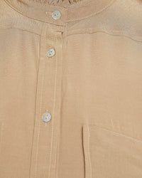 AMBERLY DOUBLE POCKET BLOUSE