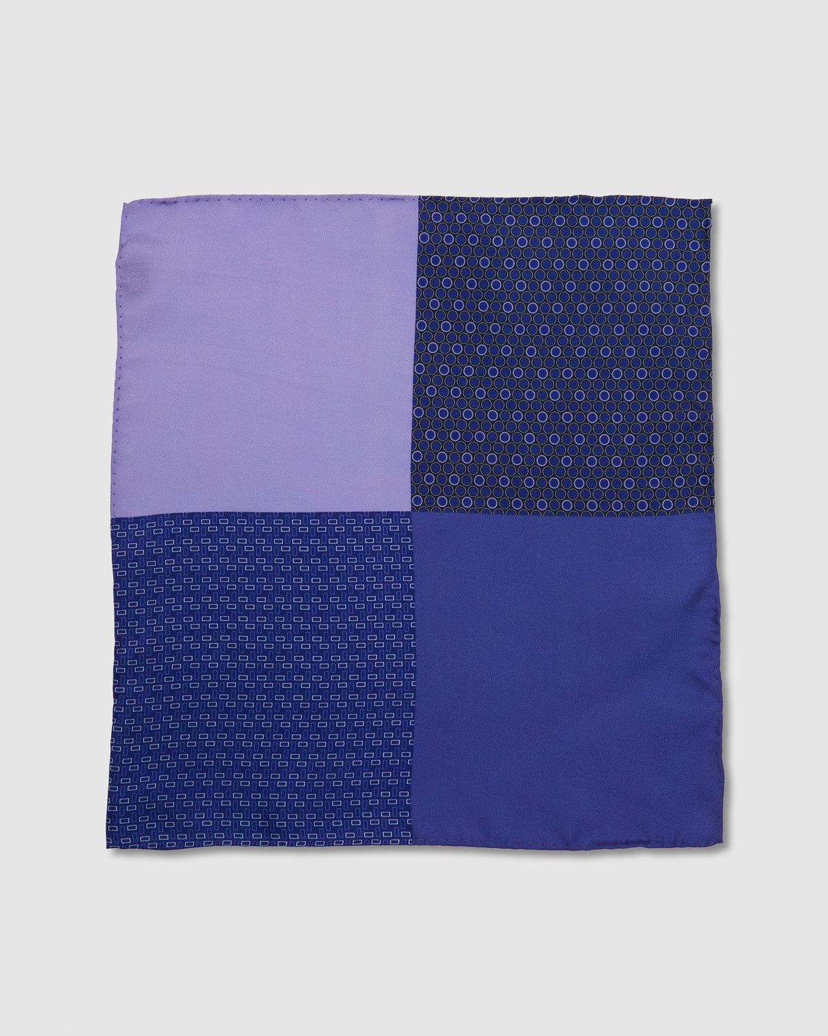 RETRO MULTI DESIGN POCKET SQUARE