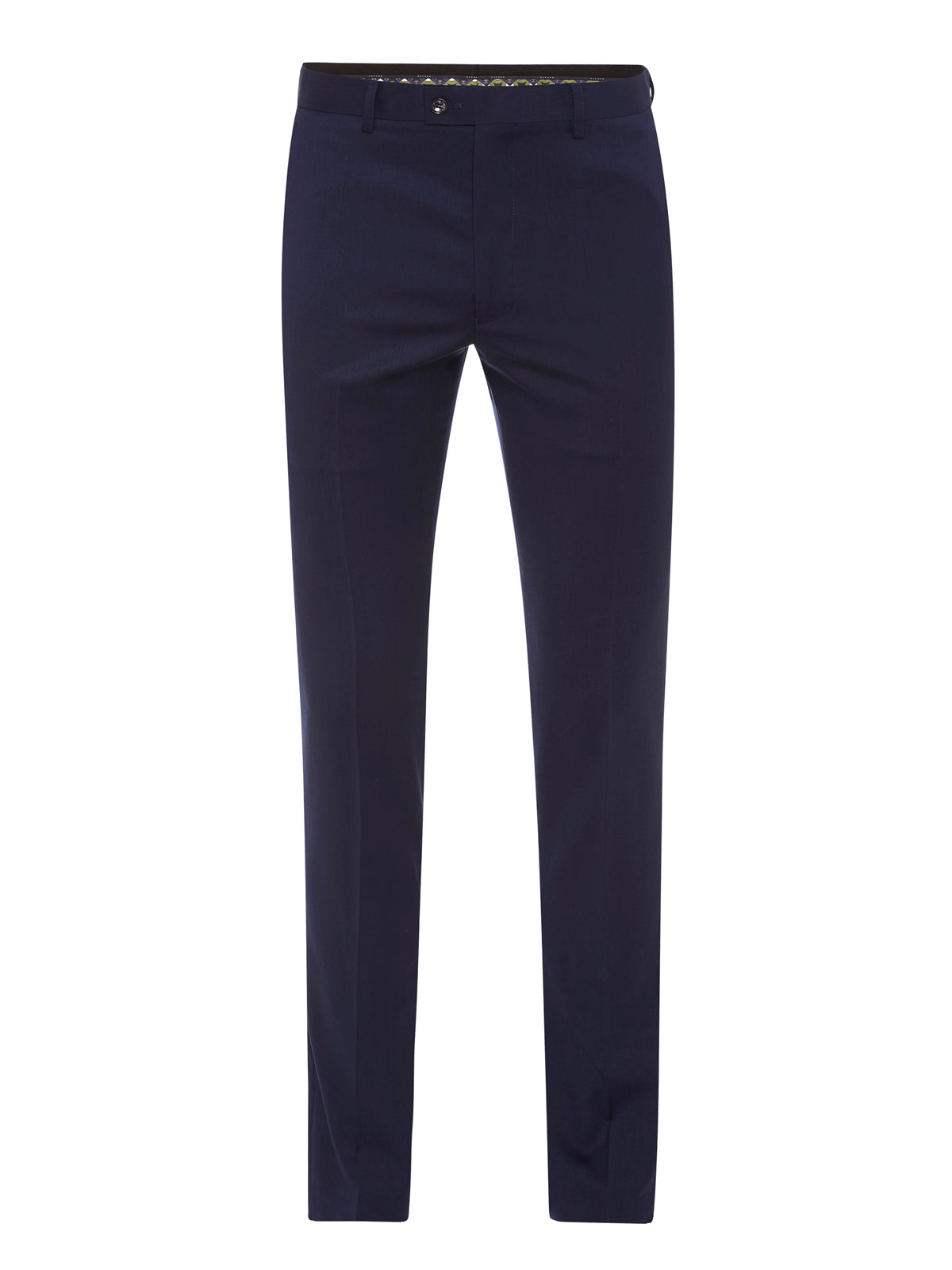 HOPKINS WOOL TROUSERS CHARC
