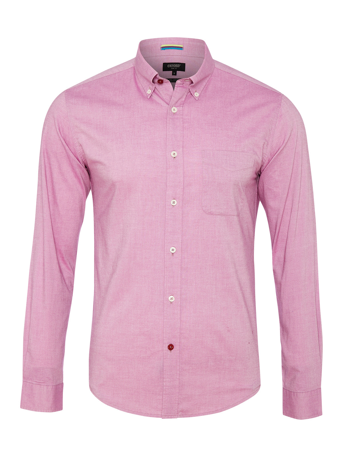 UXBRIDGE SLIM FIT SHIRT BERRY