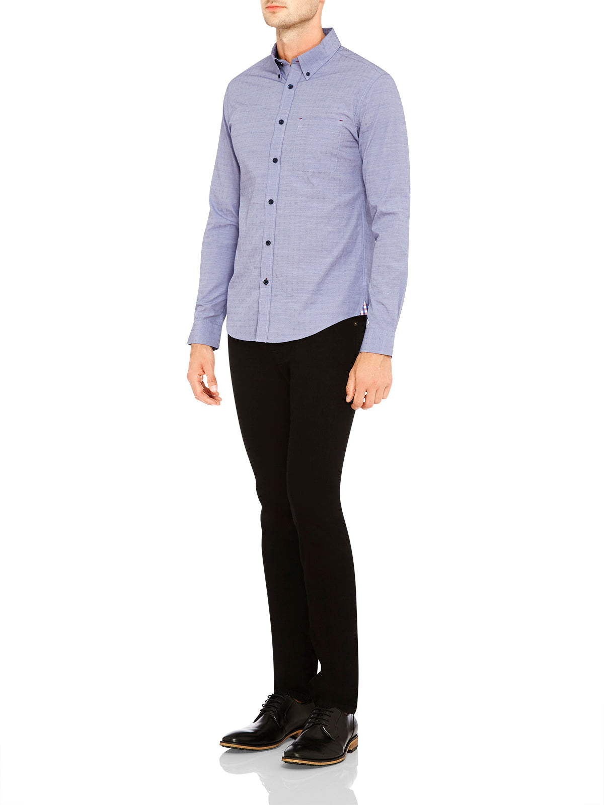 UXBRIDGE SHIRT INDIGO