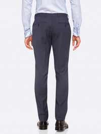 NEW HOPKINS SUIT PANT BLUE
