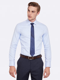 BECKTON SHIRT BLUE