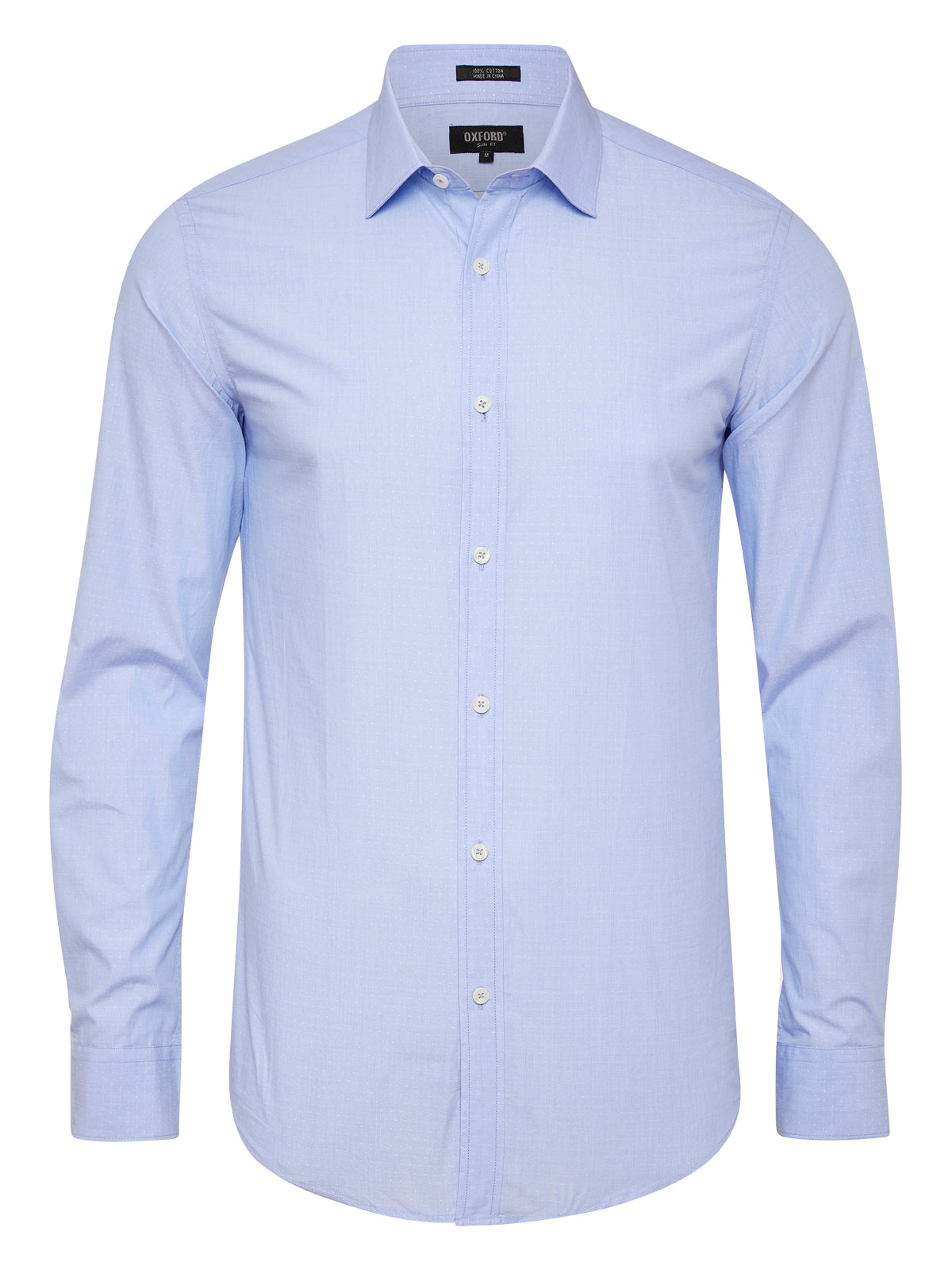 BECKTON STARRY SHIRT BLUE