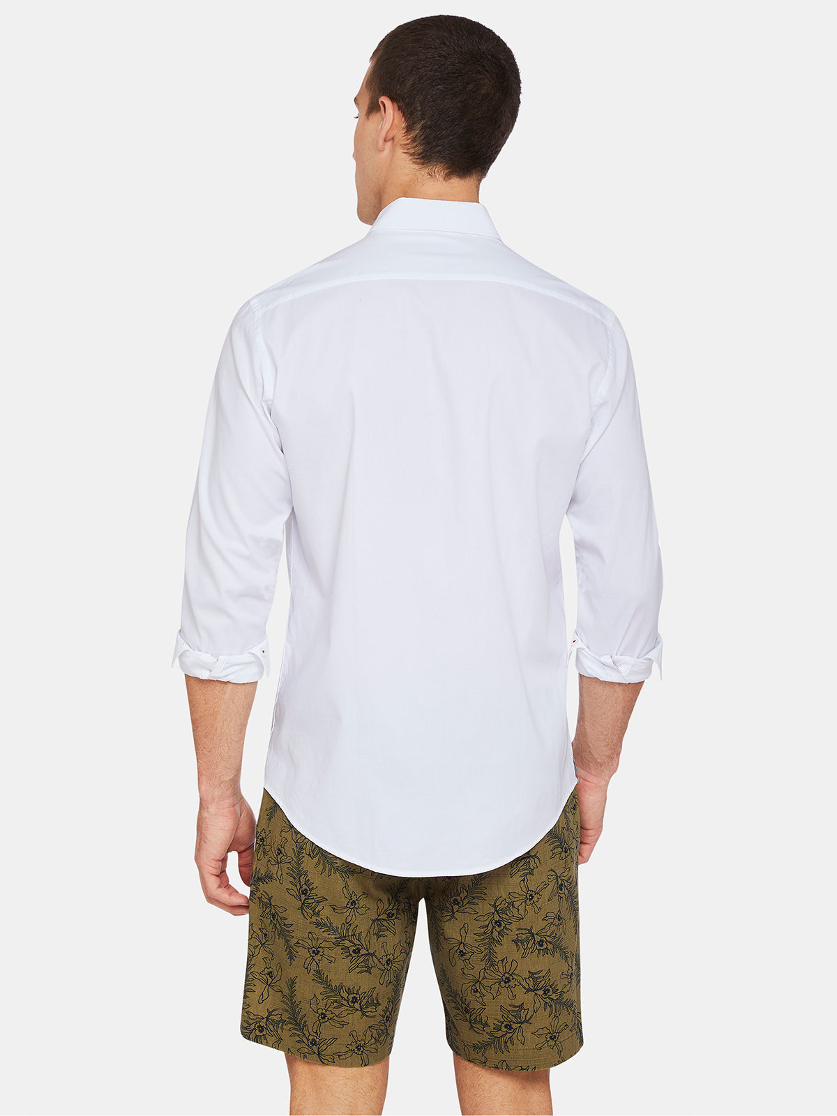 STRATTON REGULAR FIT SHIRT WHITE
