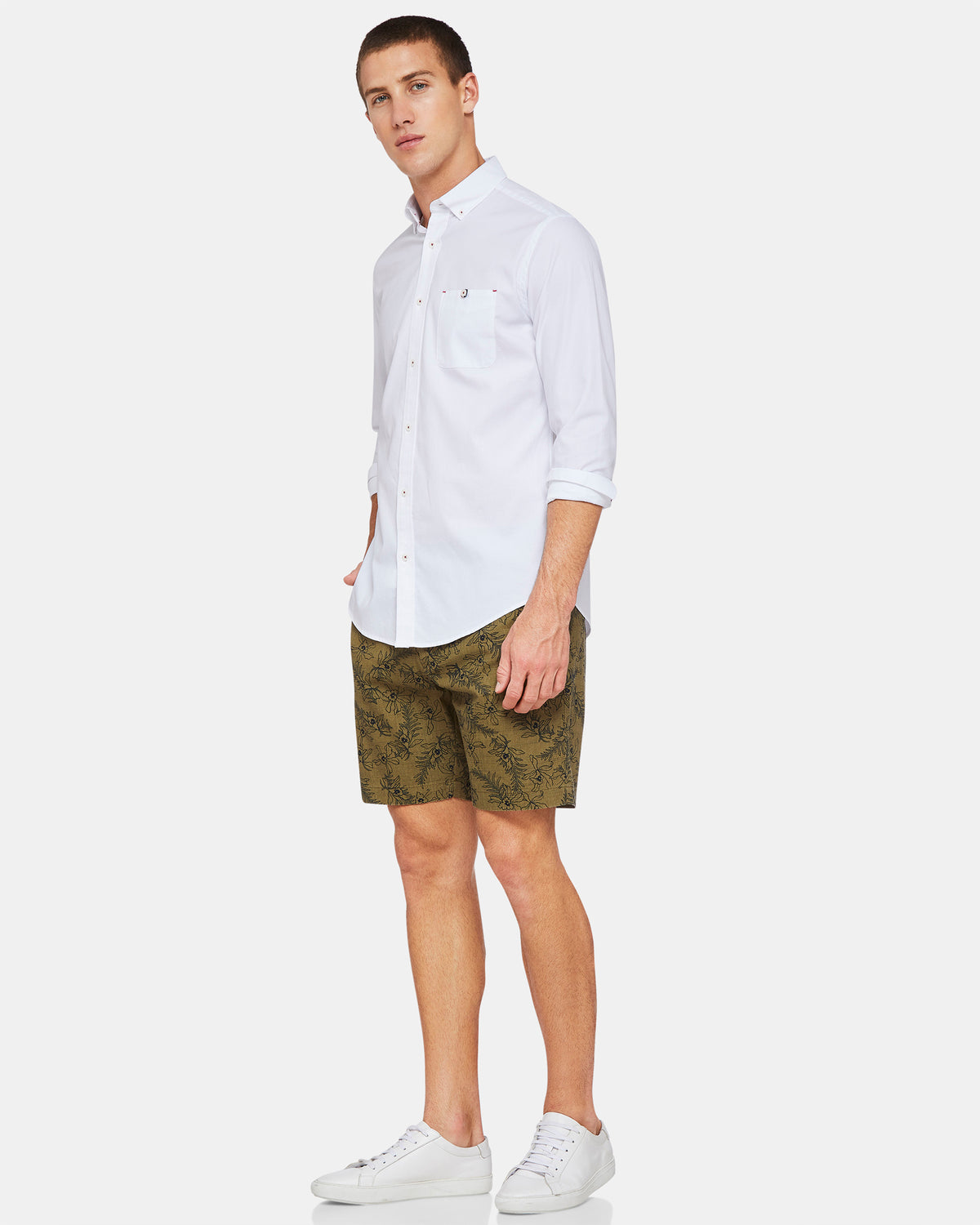 STRATTON REGULAR FIT SHIRT