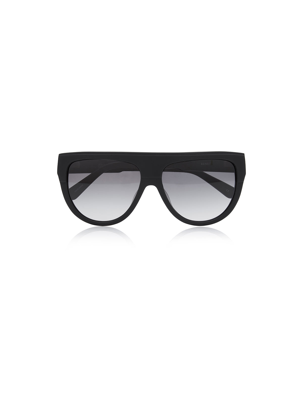 BENET MATT SUNGLASSES BLACK