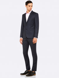 AUDEN SUIT JACKET CHARCOAL