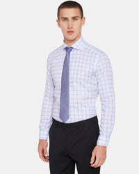 TRAFALGAR CHECKED LUXURY SHIRT