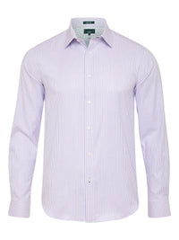 BECKTON LUXURY SHIRT PINK/NAVY