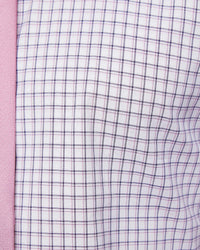 ISLINGTON CHECKED LUXURY SHIRT PINK