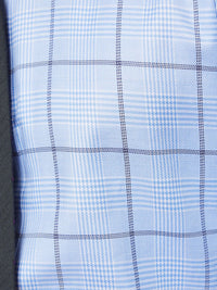 ISLINGTON CHECKED LUXURY SHIRT BLUE