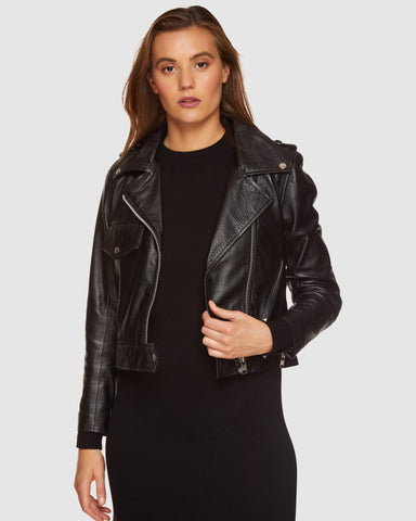Womens Leather Edit