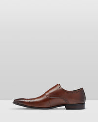 RICHARD MONK SHOES TAN