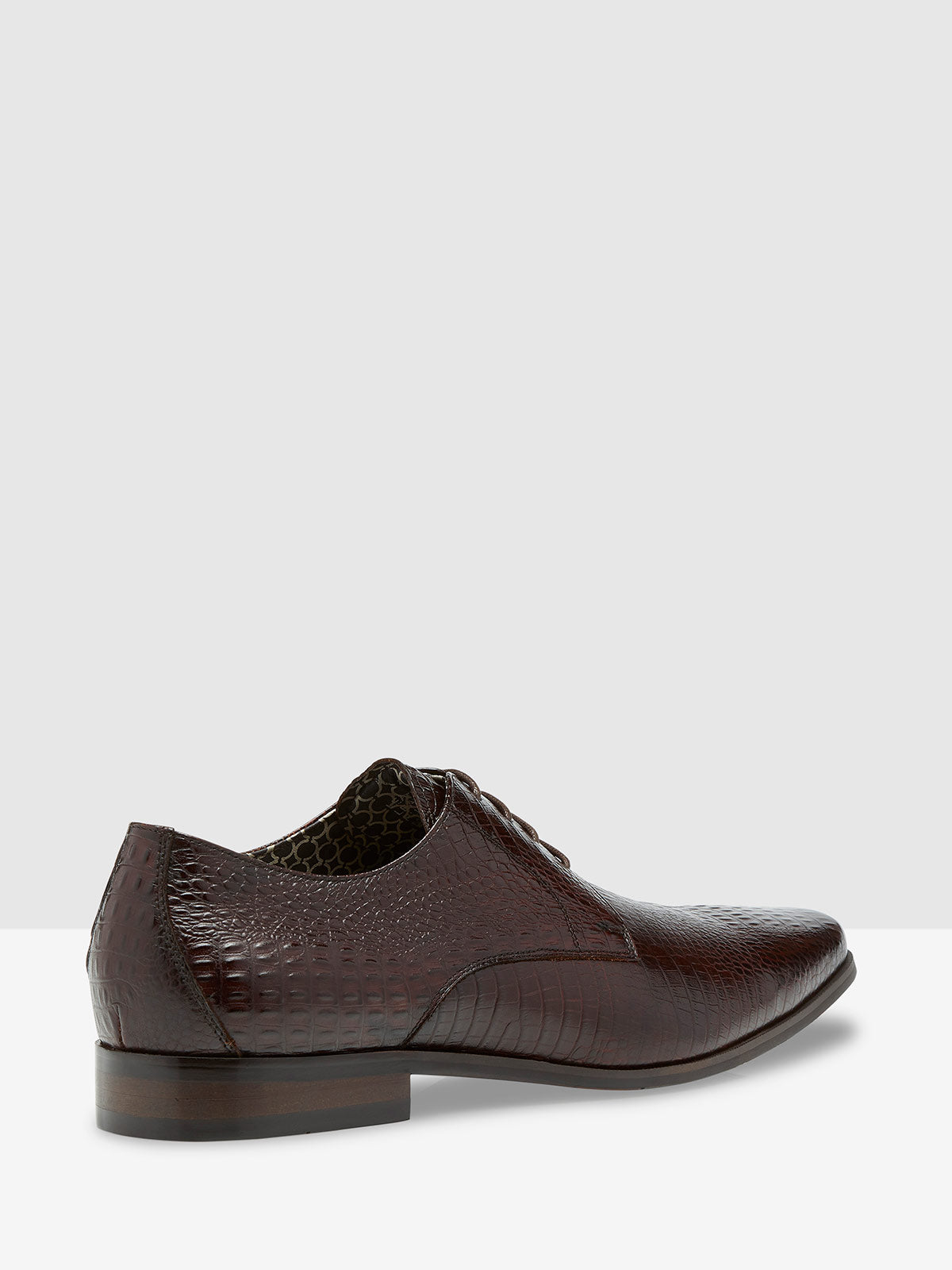 CROC DARBY DRESS SHOE SADDLE