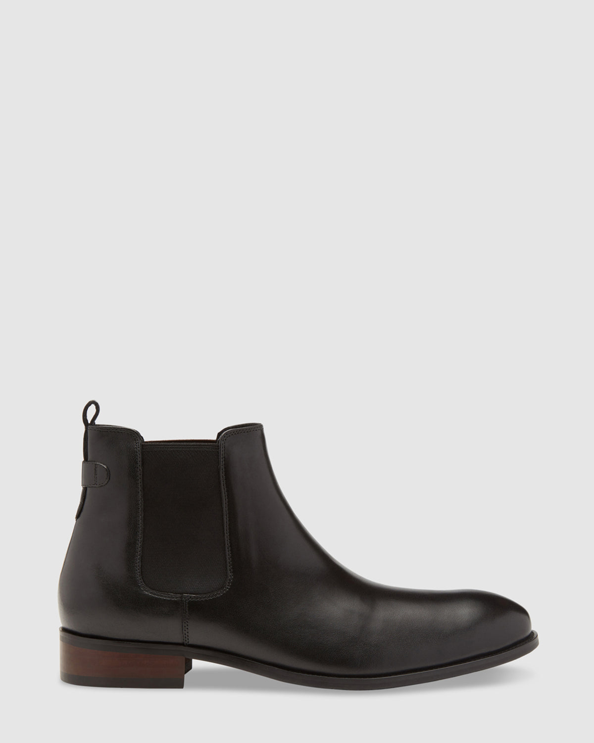 SILAS LEATHER CHELSEA BOOT