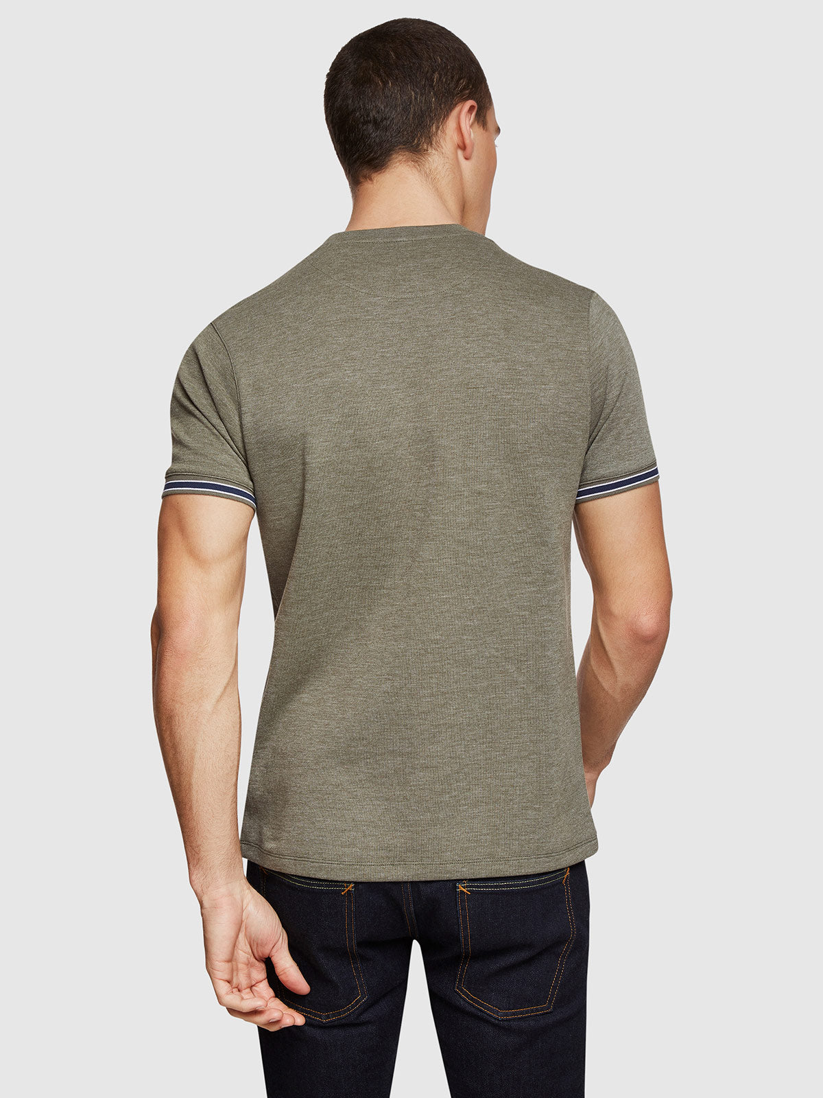 DYLAN TRIM POCKET T-SHIRT