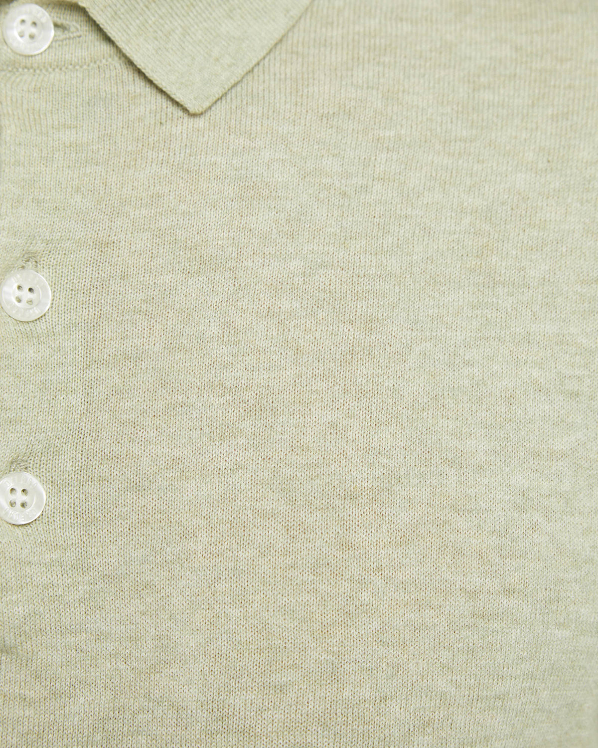 REISS KNITTED POLO