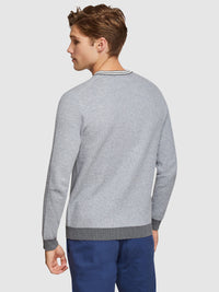 FRED CREW NECK PULLOVER
