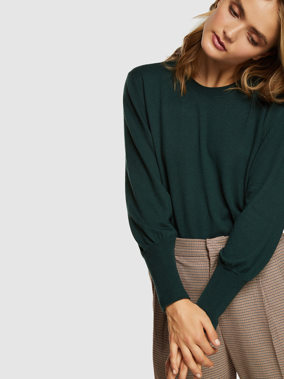WILLOW BELL SLEEVE KNIT