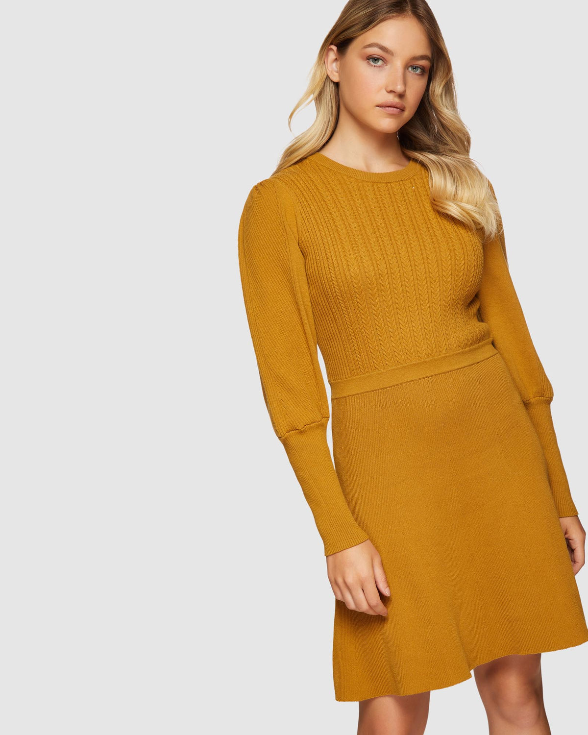 KIRSTEN KNITTED DRESS