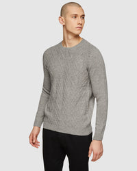 REX CABLE KNIT
