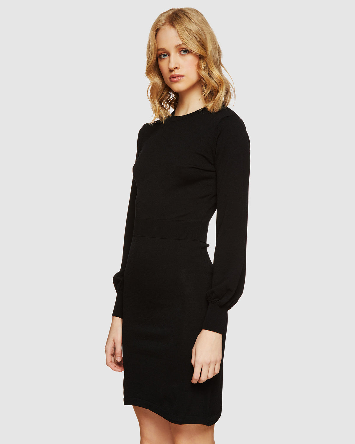 ANGELINA KNITTED DRESS