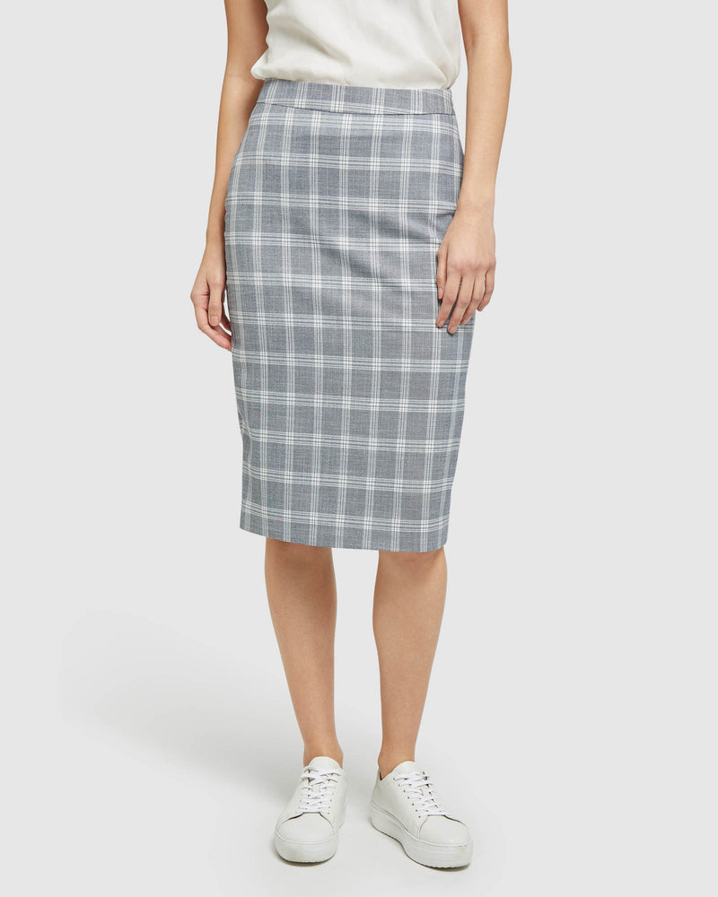 PEGGY SUIT SKIRT