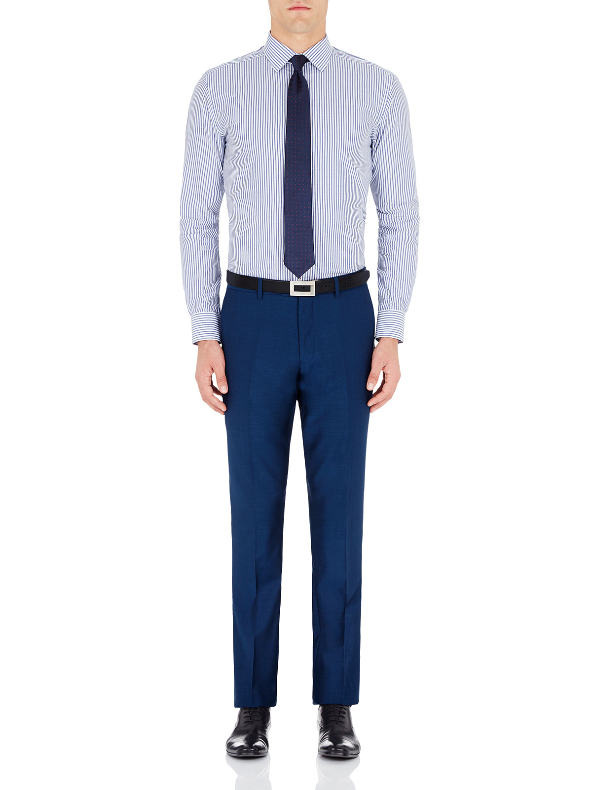 T22 SUIT TROUSERS NAVY