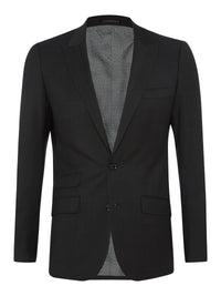 HOPKINS PEAK LAP SUIT JACKET CHAR