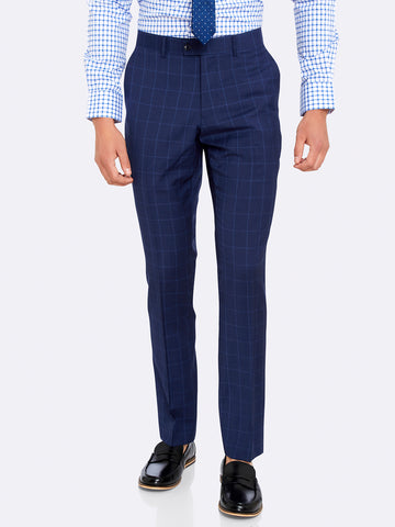 3 Pure Wool Suit Trousers Only $99