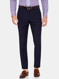 TRAVEL AUDEN WOOL SUIT TROUSERS