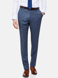 HOPKINS WOOL SUIT TROUSERS