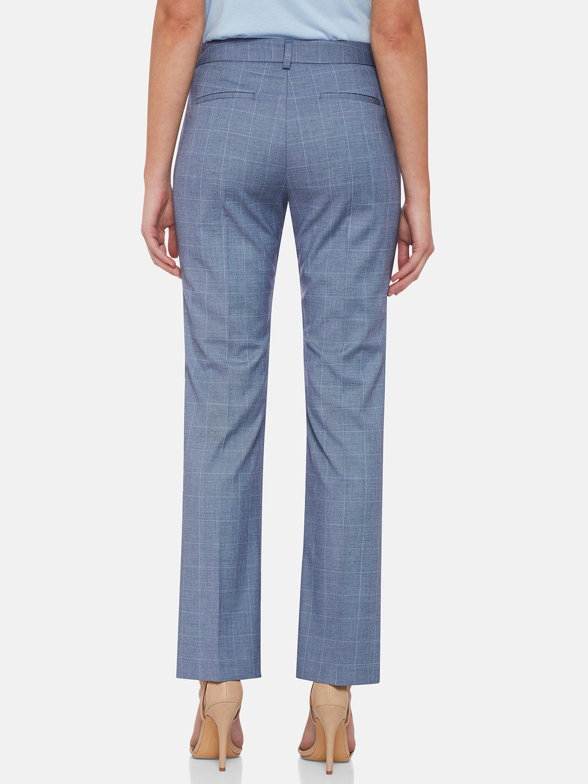 DANICA SUIT TROUSER CHAMBRAY