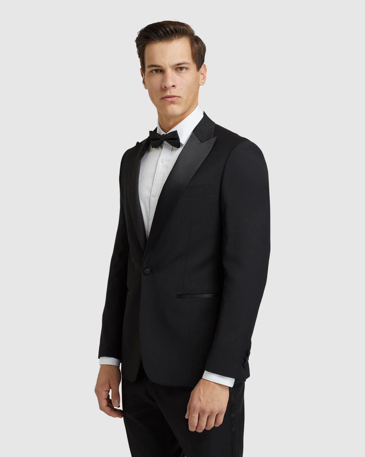 PEAK LAPEL DINNER SUIT JACKET
