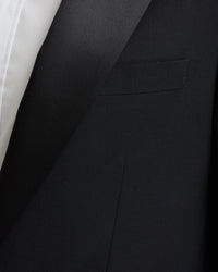 DINNER SUIT JACKET WITH SHAWL NECK