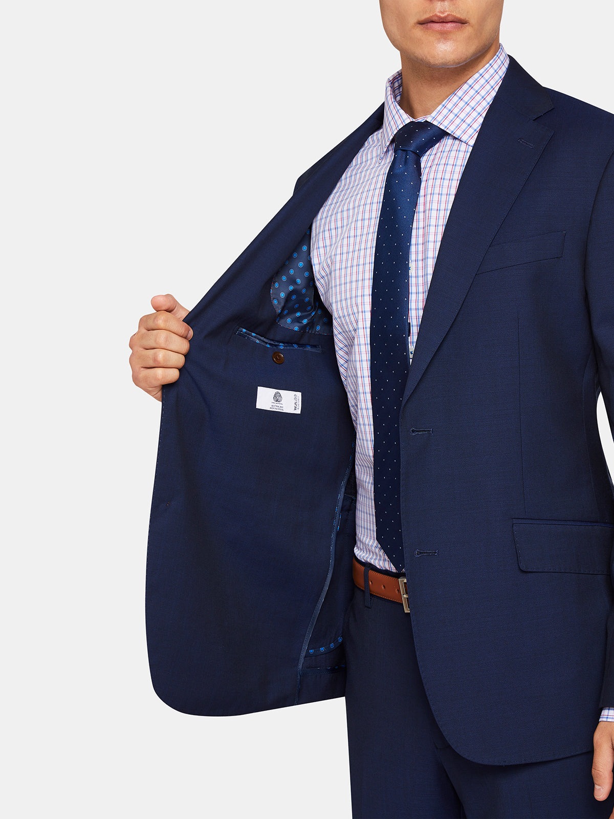 MARLOWE WOOL SUIT JACKET