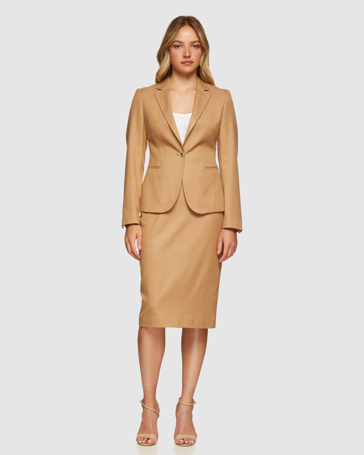 PEGGY ECO SUIT SKIRT