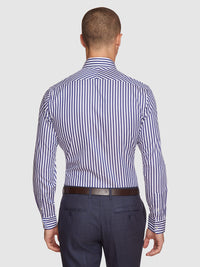 TRAFALGAR STRIPED SHIRT